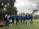Gümnaasiumi noormeeste vägevad jooksud Tallinna koolinoorte teatejooksu meistrivõistlustel!