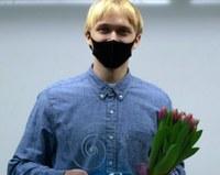Tallinna aasta noor vabatahtlik on Oskar Raudne.