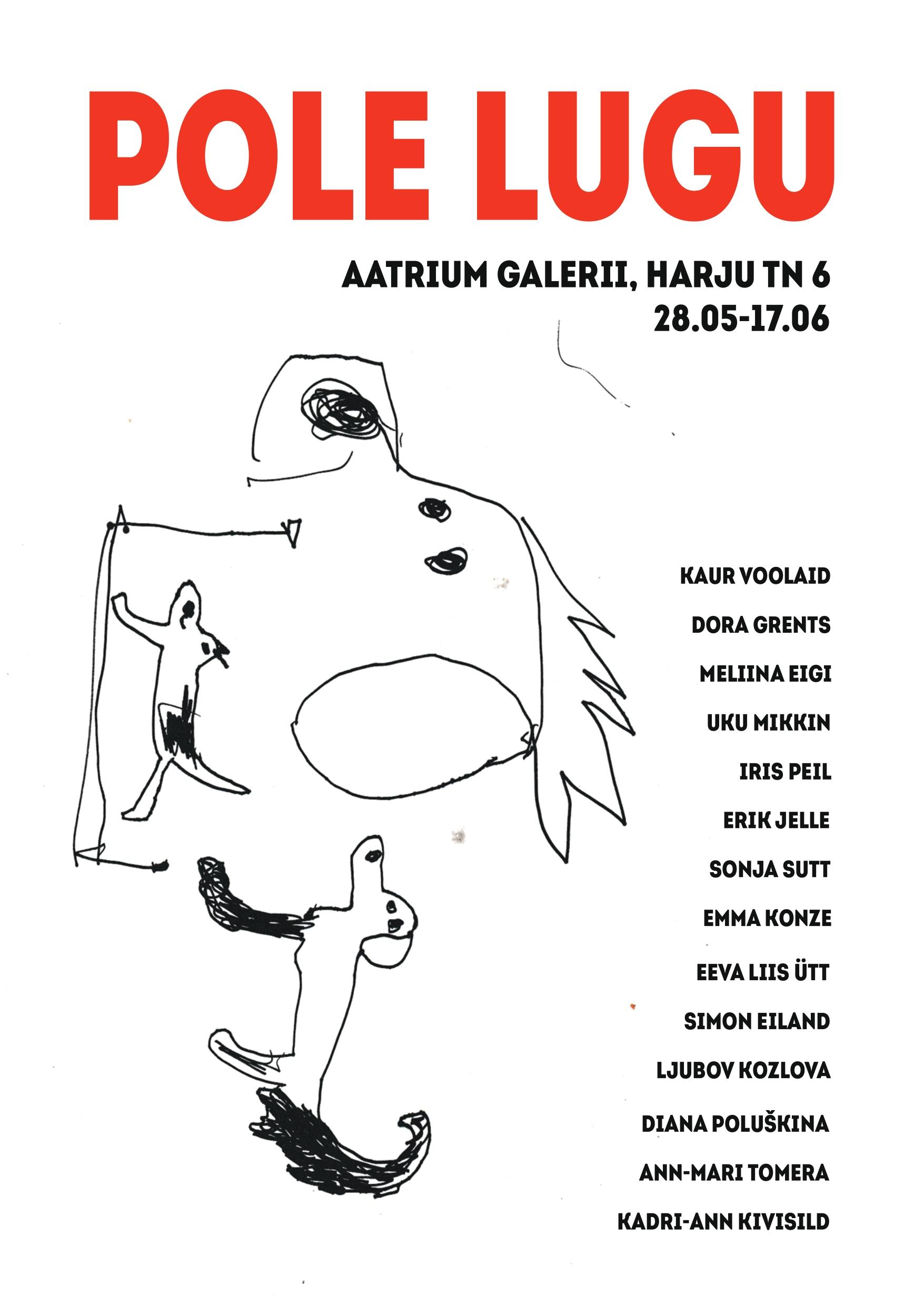 VHK Kunstikooli lõputööde näitus on avatud Aatrium Galeriis Harju tn 6. Näitus on avatud 28.05-17.06 E-R 10-19.00