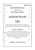 AUGUST PULST 130