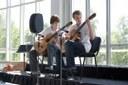 II Tallinna kitarriõpilaste konkursil saavutas Gustav Poroson II koha ja Aleksander Lapin III koha! Õnnitleme!