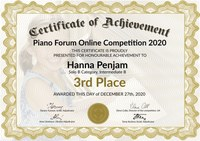 Palju õnne, Hanna Penjam!