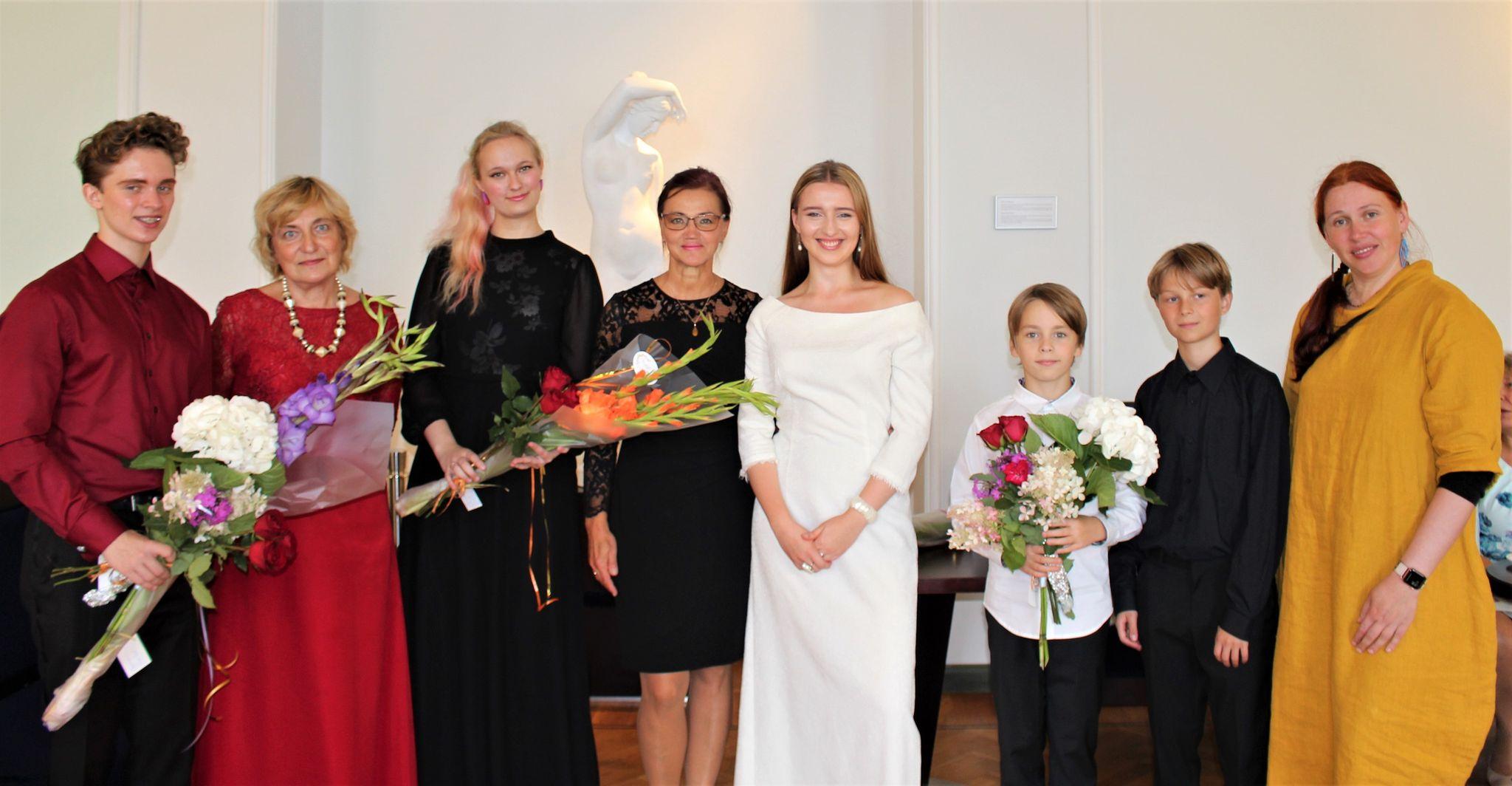 Tallinna talent 2021