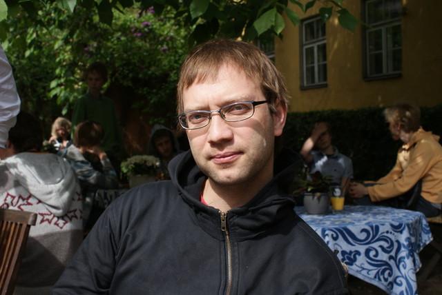 Õnnitleme aasta filmiauhinna puhul kinoklassi õpetajat Jaan Tootsenit!
