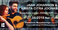 Reval Folk: Jaak Johanson ja Krista Citra Joonas