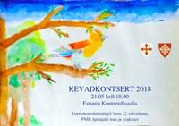 Kevadkontsert 2018