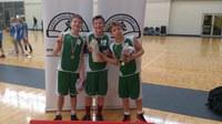 Eesti Koolispordi Liidu 3 x 3 korvpalli meistrivõistlustel tulid 4.-5.klasside poiste arvestuses võitjaks VHK poisid!