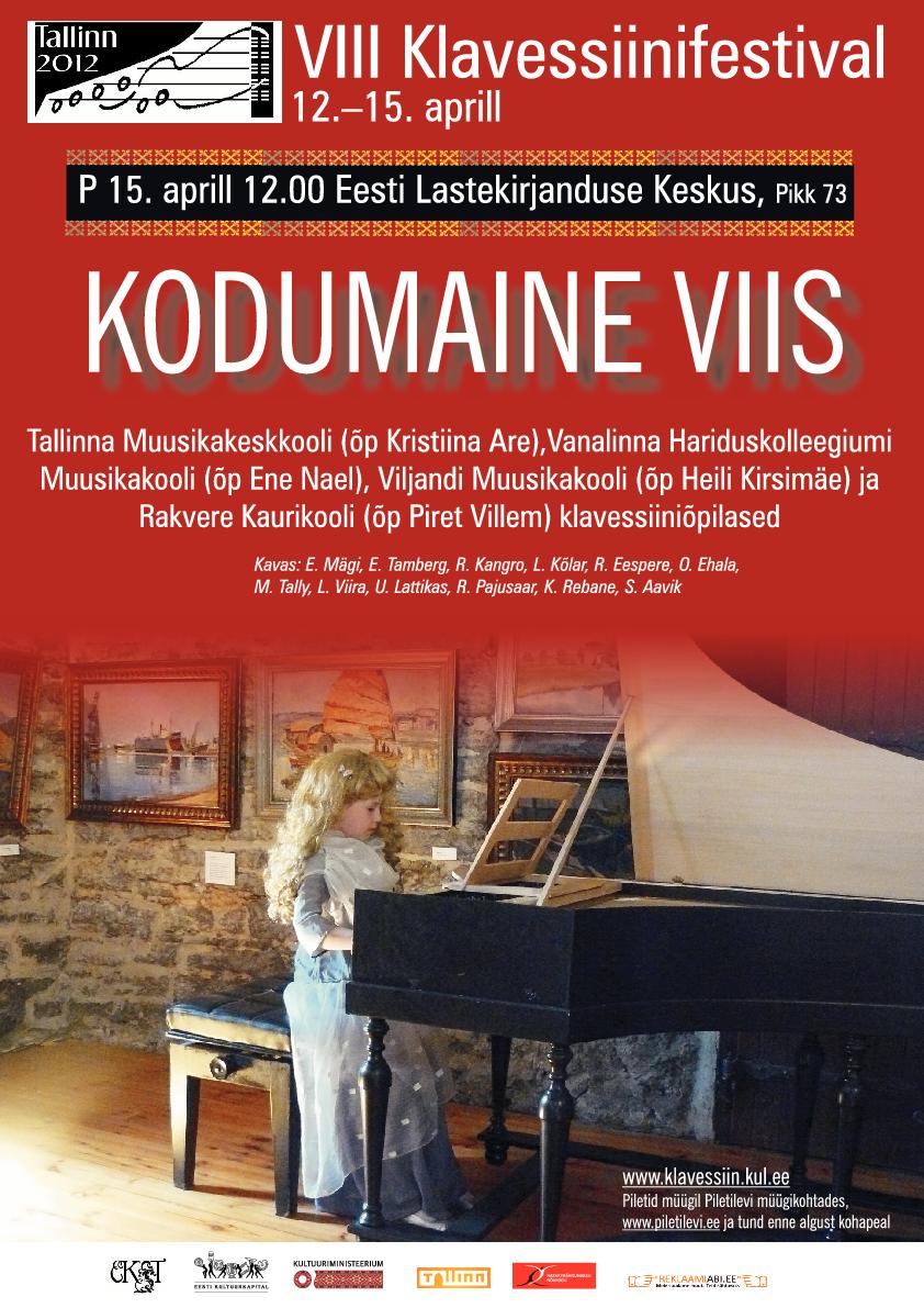 VIII Klavessiinifestival